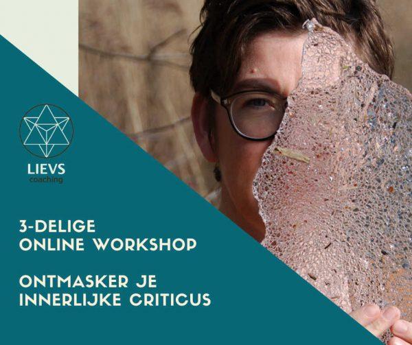 Online Workshop Innerlijke Criticus